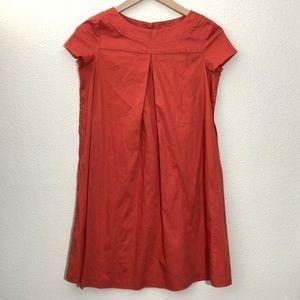 Bcbg vintage orange dress 2